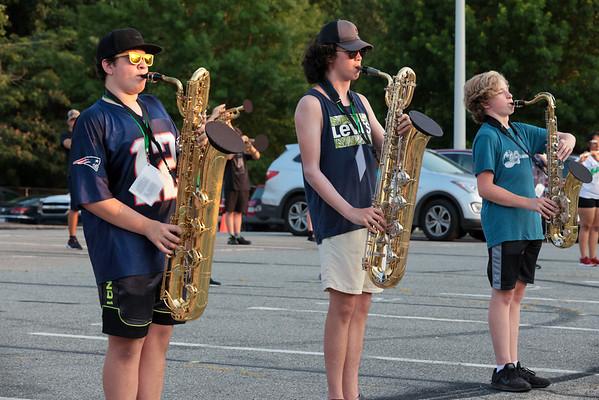 2021-07-29 Band Camp