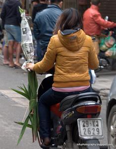 Old quarter Hanoi pt 1 - January 2012