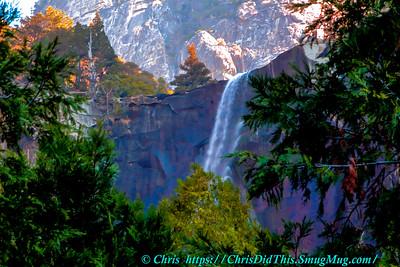 Yosemite, Fall n Spring