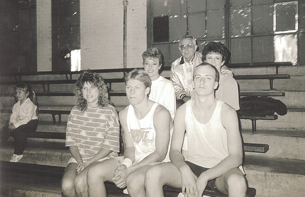 1990 State Volleyball Tournament