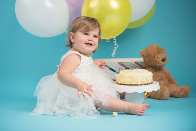 Nadia Rose is ONE!