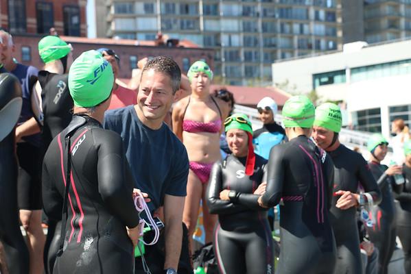 Sunday Swim  - June 8, 2014