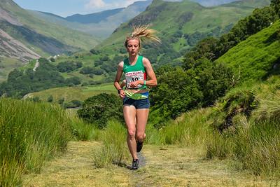 Tal y Mignedd Uphill Women