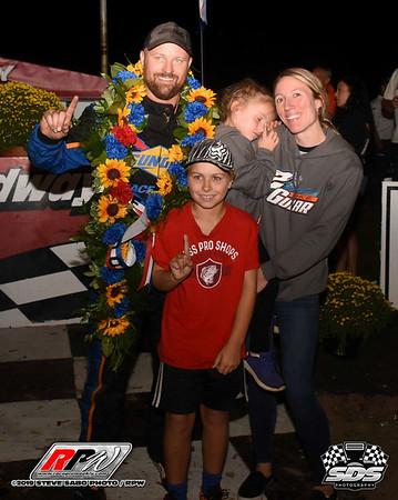 Grandview Speedway - Freedom 76 - 9/21/19 - Steve Sabo