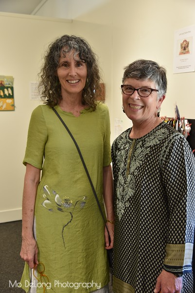Leena Michel and Susan Chukerman