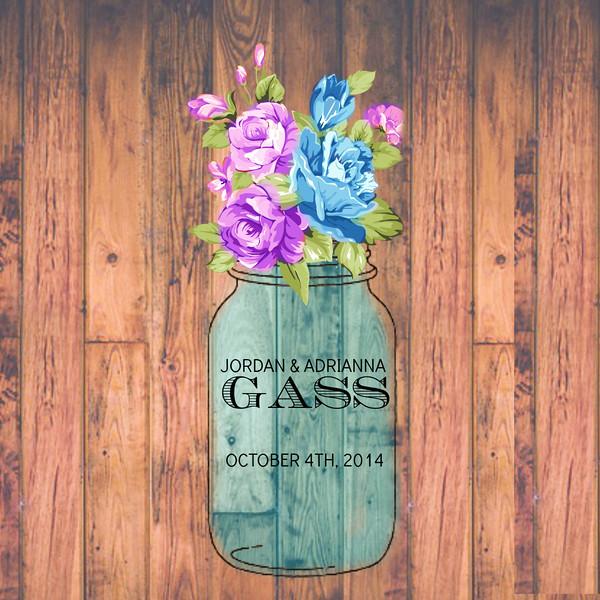 Gass Wedding Photobooth   2014