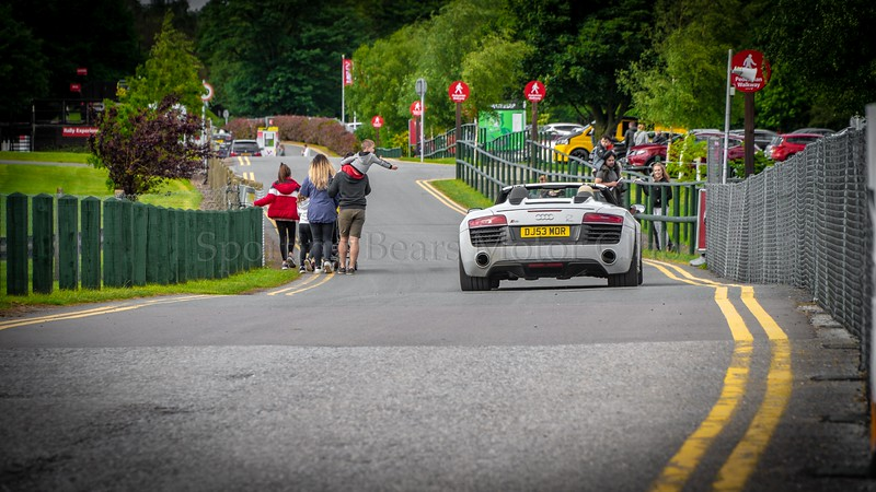 Oulton Park Family Fun Day - May 2019