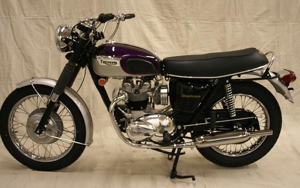 1970 Triumph T100R (Wedlake)