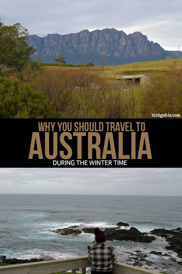 Contrary to popular belief, winter is indeed a fabulous time to visit #Australia. Here are a few reasons why, along with some places you should visit, broken down state by state. / Australia Travel Tips / Winter Travel /