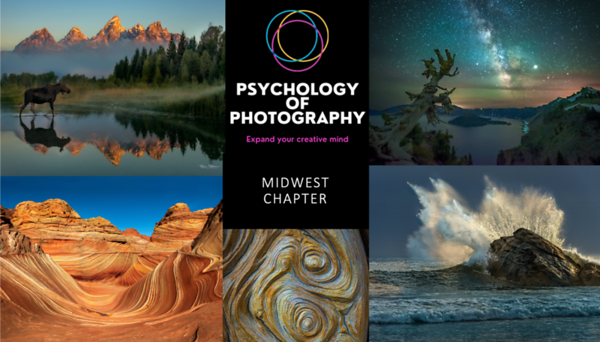 Psychology of Photography Meetup Chapters
