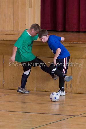 Bradford Youth Soccer 4-25-09