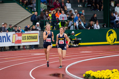 OSAA Track & Field Championships 2015 - Day 1