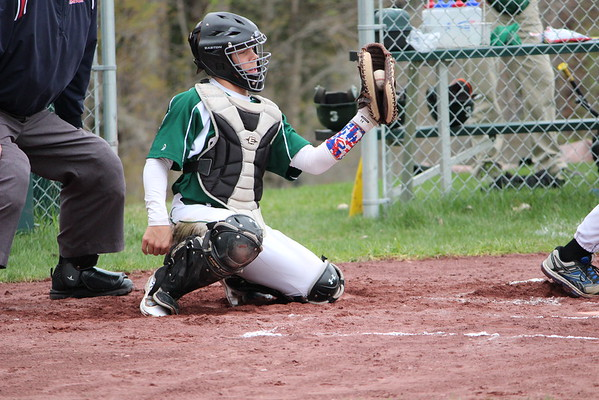 JV Baseball vs. Holderness
