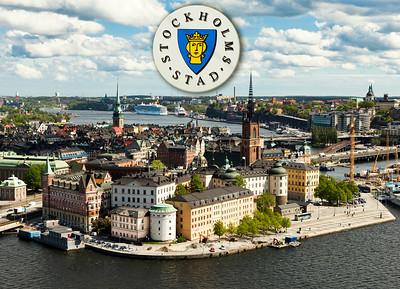 Stockholm juni 2011