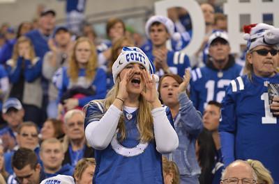 Colts vs. Texans December 15, 2013