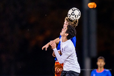 10-20-15 MSHSL Section 6AA Soccer Championship - Minneapolis Washburn v Minneapolis Southwest