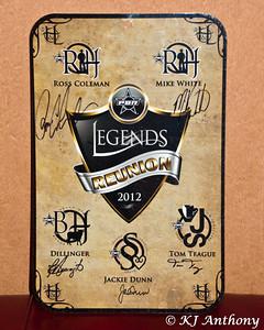 PBR 2012 Heroes and Legends Celebration