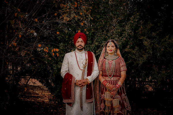 SUKHI & SARABJIT  WEDDING