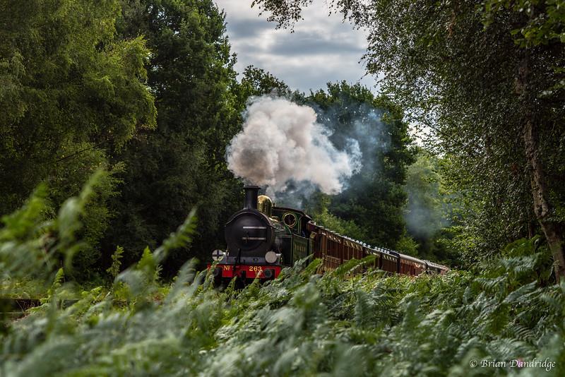 South Eastern & Chatham Railway No.263