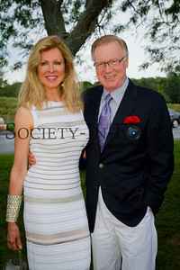 "Southampton Hospital's 53rd Annual Summer Party, ""A Tropical Paradise"" with Benefit Chair Jean Shafiroff in Southampton, NY on August 6, 2011"