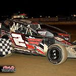 Mercer Raceway Park - 10/3/20 - Tommy Hein