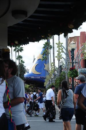 Hollywood Studio Disney World 2015