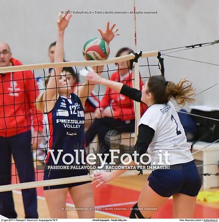 «Ternedil Acquasparta - Pieralisi Volley Jesi» #B1Fvolley