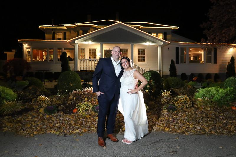 Emily and Adam Medeiros - November 3rd 2018