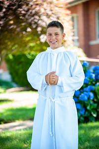 Osko First Communion