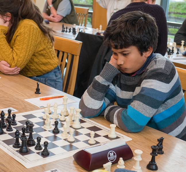 Chirag Hosdurga, u145 joint winner
