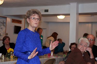 Dorine Daniels shares a story - 25 Mar 2012