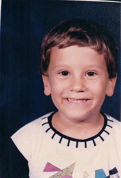 Matthew @ 6 Years
