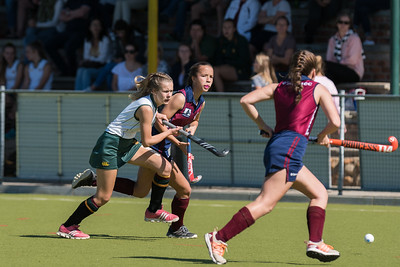 2018/04/21 u16B Gim vs Bloemhof Girls