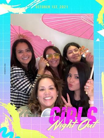 Girls Night at Grace Church