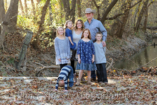 Gainer Family 11-23-14