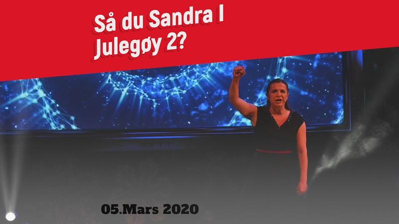 Sandra Spjelkavik