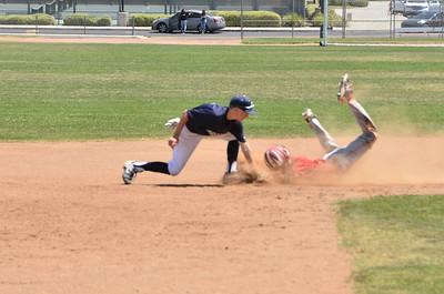 Baseball Frosh vs. MV