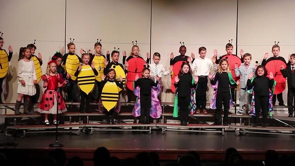 1st Grade - Goin' Buggy