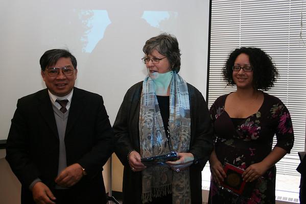 Viet Nam Delegation December 2010