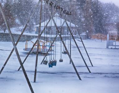Winter's Playground