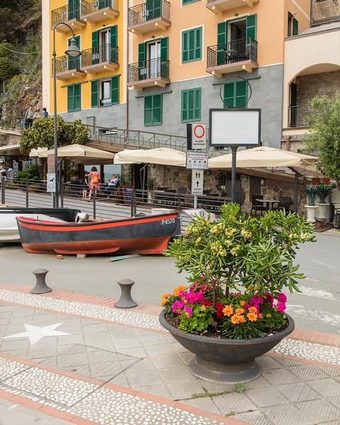 Via Fegina , Monterosso al Mare , Cinque Terre