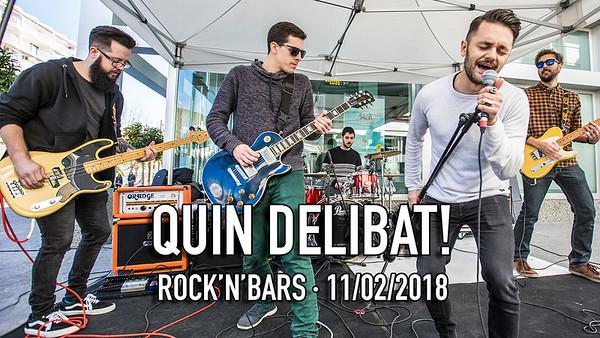 QUIN DELIBAT - ROCK'N'BARS