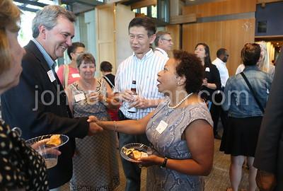 Trinity College - Neighborhood Partners Reception - August 6, 2014