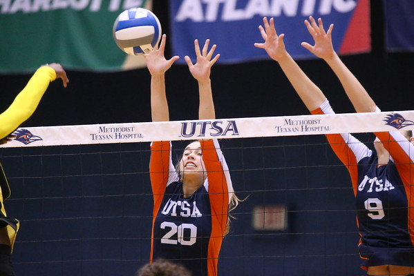 UTSA vs Wichita State (Volleyball)
