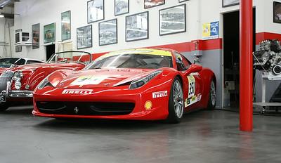 Ferrari 458 Challenge Stradale - sold