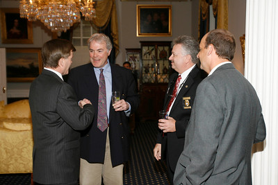 Governor's Reception for Chiefs, Sheriffs