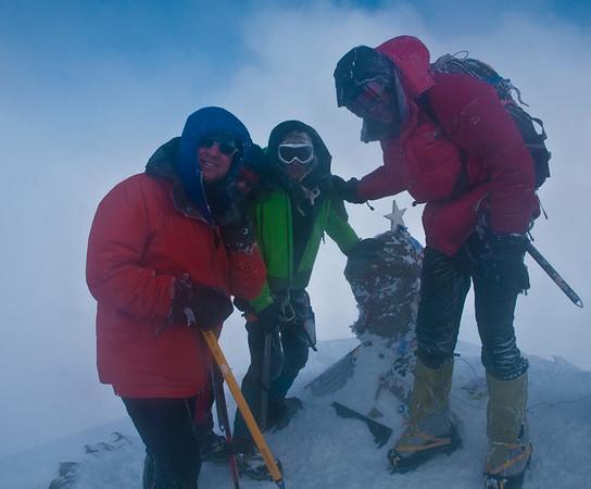 Mt. Elbrus August 2012