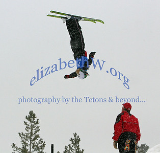 Grand Targhee Ski Team 2008