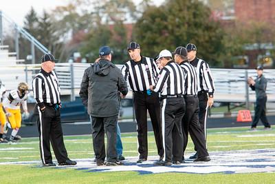 2016-10-28 -- Twinsburg Tigers Varsity Football vs Cuyahoga Falls High School