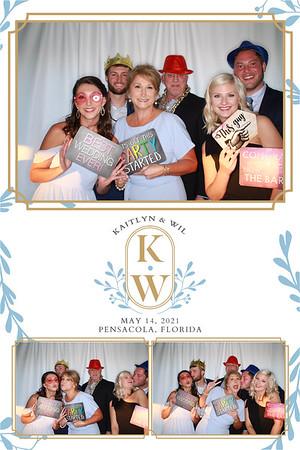 Kaitlyn & Wil's Wedding 5-14-2021